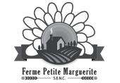 Logo Ferme Petite Marguerite | Gravi-T Communication