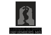 Logo Clinique de Soins MG | Gravi-T Communication