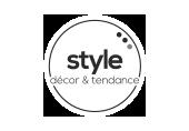 Logo Style Décor & Tendance | Gravi-T Communication