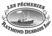 Logo Les Pêcheries Raymond Desbois inc.