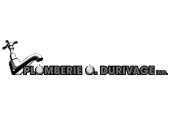 Logo Plomberie O. Durivage | Gravi-T Communication
