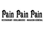 Logo Pain Pain Pain | Gravi-T Communication